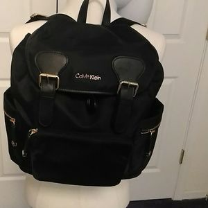 10 Off Handbags Denim Backpack Front Flap ➿ From Maria
